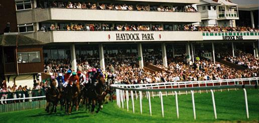 Silk Mill goes to Haydock races